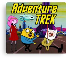 Adventure Trek! Canvas Print
