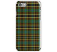 02337 Santa Clara County, California Fashion Tartan  iPhone Case/Skin