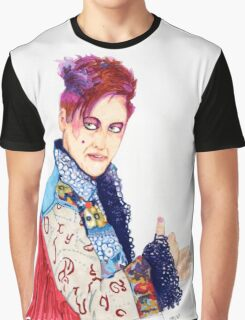 Zarabeth WitchBoard Kathleen Wilhoite Graphic T-Shirt