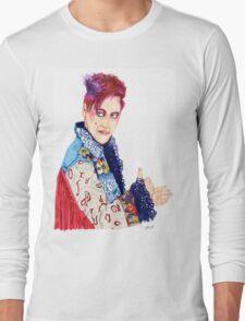 Zarabeth WitchBoard Kathleen Wilhoite Long Sleeve T-Shirt