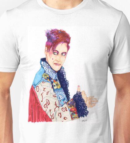 Zarabeth WitchBoard Kathleen Wilhoite Unisex T-Shirt