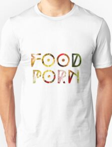 FOOD PR0N Unisex T-Shirt