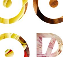 FOOD PR0N Sticker