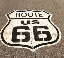 Route 66 by Andrew Felton