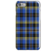 02330 Dallas County, Texas Fashion Tartan  iPhone Case/Skin