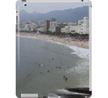 Rio 18 iPad Case/Skin