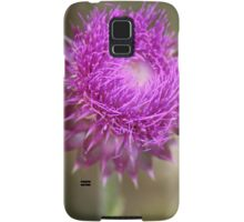 Bristly, prickly thistlely! Samsung Galaxy Case/Skin
