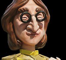 Lennon! by heatherfriedman