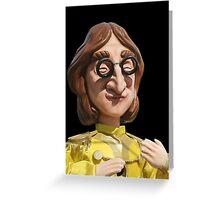 Lennon! Greeting Card