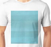 Teal Abstract Unisex T-Shirt