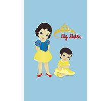 Being A Big Sister Is A Royal Responsibility Photographic Print
