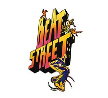 Beat Street Photographic Print