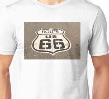 Route 66 Unisex T-Shirt