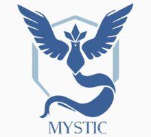 Team Mystic from Pokemon Go Kids Tee