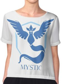 Team Mystic from Pokemon Go Chiffon Top