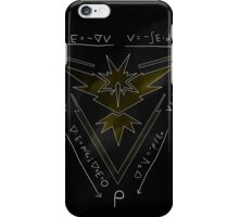 Team Instinct E&M iPhone Case/Skin