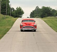 '50 Chevy, Route 66 by Andrew Felton