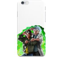 Doc and Mharti iPhone Case/Skin