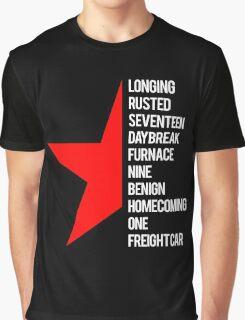 BUCKY Graphic T-Shirt