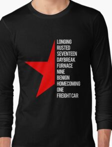 BUCKY Long Sleeve T-Shirt