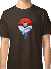 Pokemon Go Locations  Classic T-Shirt