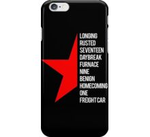 BUCKY iPhone Case/Skin