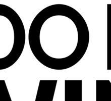 owl puns Sticker