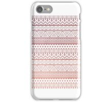 African Inspired Geometric Pattern iPhone Case/Skin