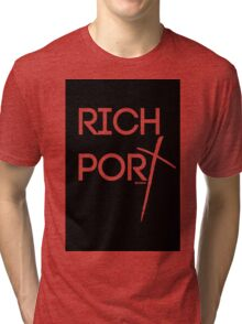 RICH PORT BY REVISION ™ Tri-blend T-Shirt