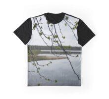 Reaching East Graphic T-Shirt