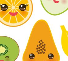 Fruit Pattern Sticker