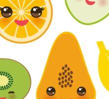 Fruit Pattern Sticker