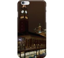 King Street Station iPhone Case/Skin