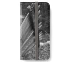 Broken Fence Two iPhone Wallet/Case/Skin