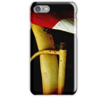 Bike Seat iPhone Case/Skin
