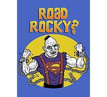 Road Rocky! Photographic Print