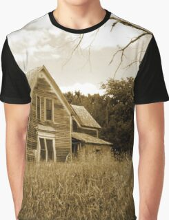 The Old Homestead Graphic T-Shirt