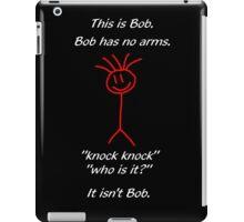 Bob iPad Case/Skin