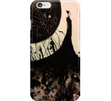 Three Evils iPhone Case/Skin