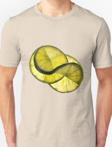 Cool lime twist Unisex T-Shirt