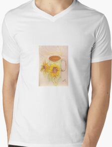 Two of my Favorite Things Mens V-Neck T-Shirt