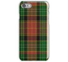 02313 Dalrymple of Castleton #2 Clan/Family Tartan  iPhone Case/Skin