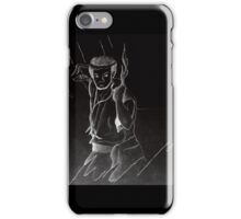 The Karate Man iPhone Case/Skin