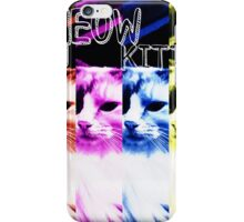 Meow Kitty iPhone Case/Skin