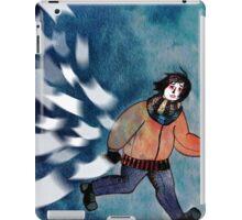 Blank Paper iPad Case/Skin