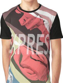 Express. (A) Graphic T-Shirt
