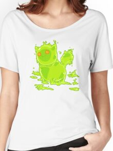 Slime Kitty Women's Relaxed Fit T-Shirt
