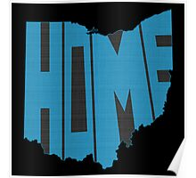Ohio HOME state design Poster