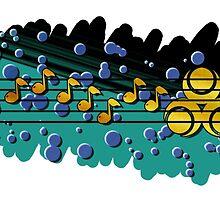 New Wave Bossa Nova by xashleyrose