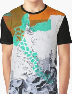 Collage Graphic T-Shirt